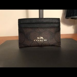 Coach Credit Card Wallet